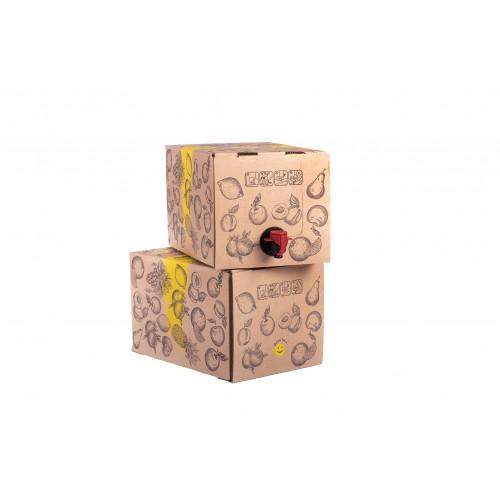 Carton box for bag in box 3l (100pcs)