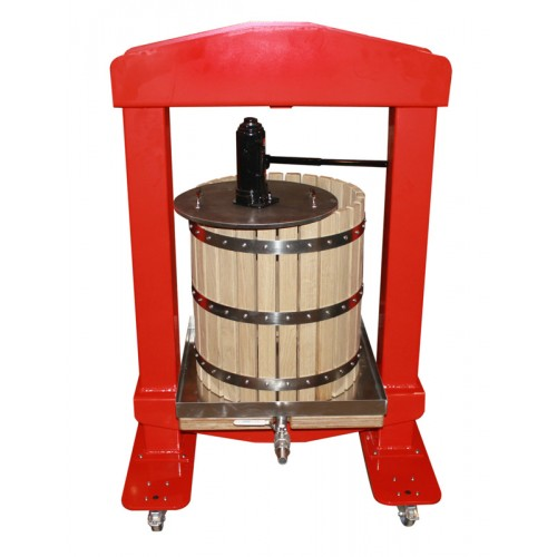 Hydraulic fruit press GP-100 - Wine press