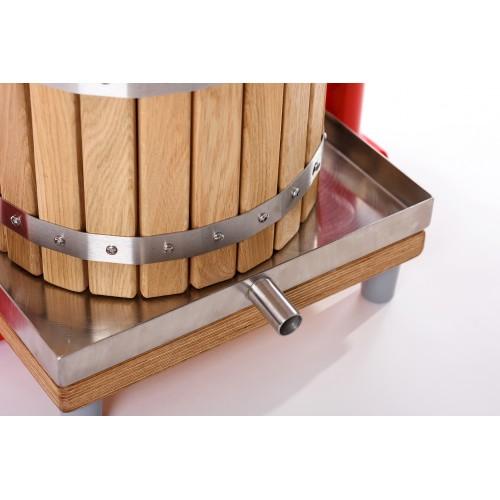 Hydraulic fruit press GP-12 - Wine press