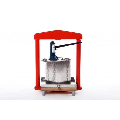 Hydraulic fruit press GP-12s - Wine press