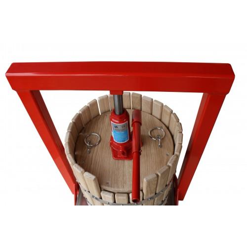 Hydraulic fruit press GP-30 - Wine press