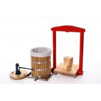 Hydraulic fruit press GP-50 - Wine press