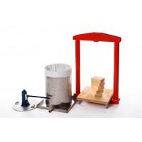 Hydraulic fruit press GP-50s - Wine press