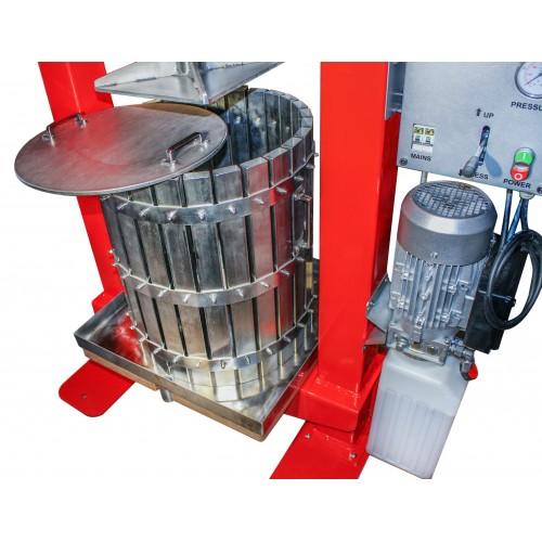 Hydraulic fruit press GPA-100s - Wine press