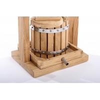 Tabletop fruit press VP-075 - Wine press