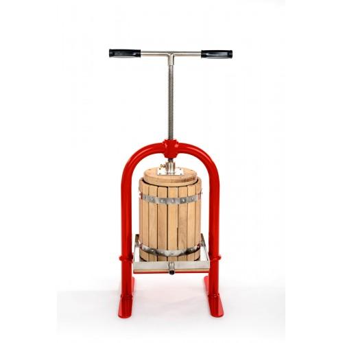 Cross-beam fruit press VP-10 - Wine press