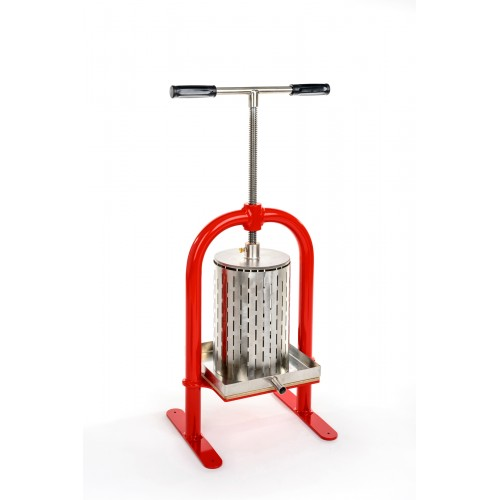 Cross-beam fruit press VP-10s - Wine press