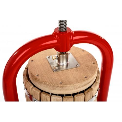 Cross-beam fruit press VP-20 - Wine press