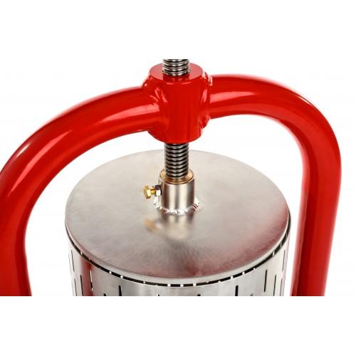 Cross-beam fruit press VP-20s - Wine press